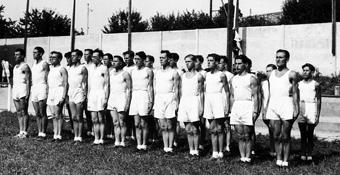Fête cantonale à Vevey en 1944