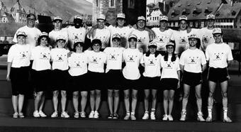 Fête fédérale à Lucerne en 1991