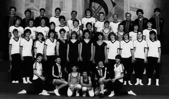 Fête fédérale à Winterthur en 1984